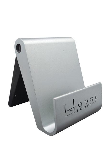 MultiTasker Custom Logo Mobile Device Phone Stand