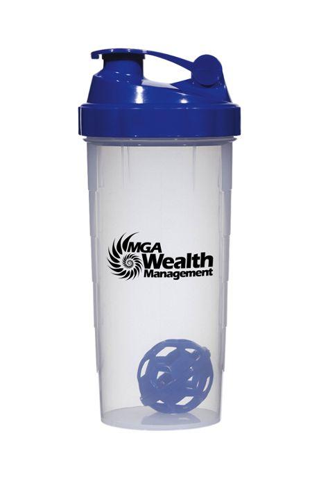 24oz Custom Logo Shake It Up Sport Bottle