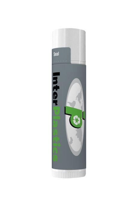 SPF 15 Lip Balm in Custom Logo White Tube