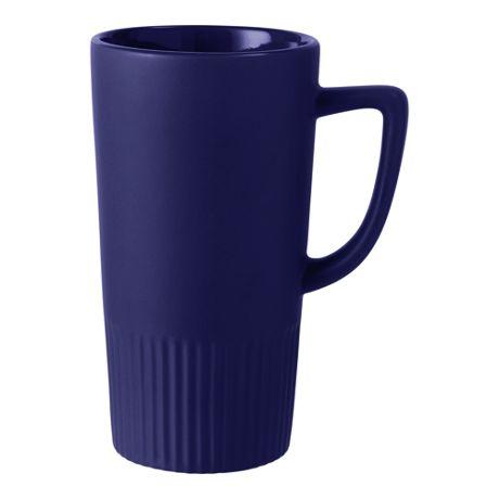 20oz Textured Base Custom Logo Ceramic Coffee Mug