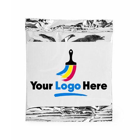 Hot Cocoa Mix Single Serve Custom Logo Packet