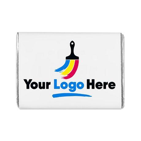 Small Custom Logo Wrapper Chocolate Bars