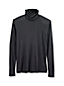 Men's Regular Silk Interlock Thermal Roll Neck
