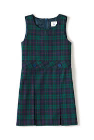 School Uniform Girls Uniform Plaid Jumper