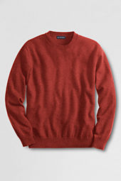 Men's Cashmere Crew Sweater