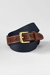 Men's Wool Surcingle Belt