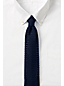 Men's Plain Silk Tie