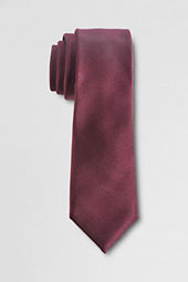 Adult Solid To-be-tied Necktie