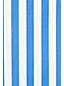 レディス・ストレッチコットン・ペプラム・ブラウス/ストライプ/五分袖