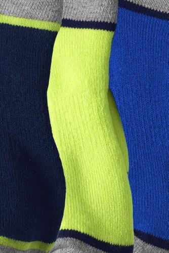 Boys Performance No-show Socks (3-pack), Socks, Socks & Hosiery, Clothing,  Boys