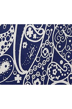 White Paisley Necktie 413666